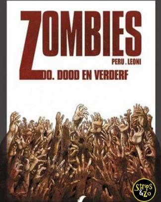 Zombies 0 Dood en verderf