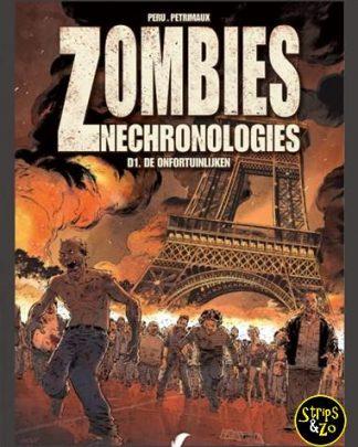 Zombies Nechronologies 1 De onfortuinlijken
