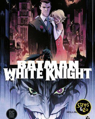 Batman White Knight 1