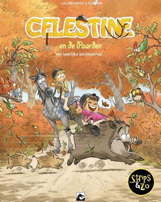 Celestine en de Paarden 8 Het Heerlijke Buitenleven
