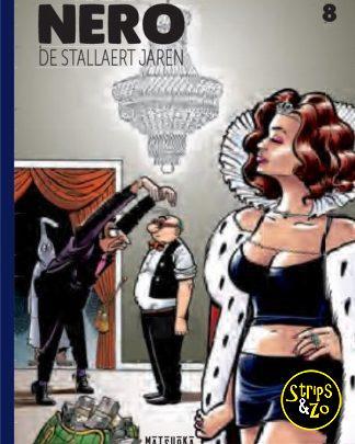 Nero De Stallaert Jaren 8