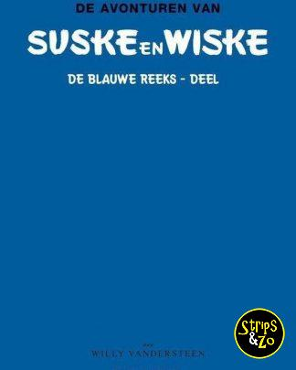 SUSKE EN WISKE DE BLAUWE REEKS INTEGRAAL 2