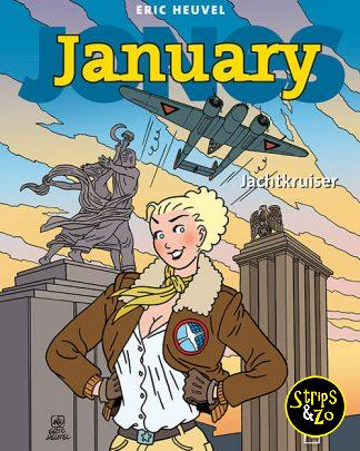January Jones 11 – Jachtkruiser