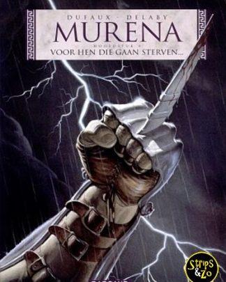 Murena 4 Voor hen die gaan sterven