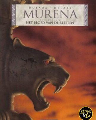 Murena 6 Het bloed van de beesten