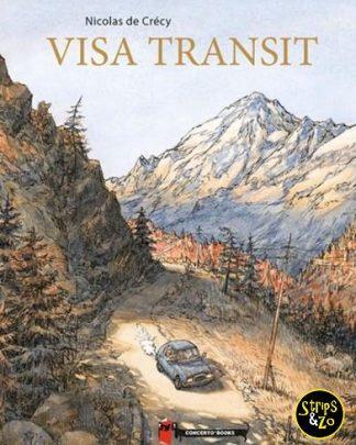 Nicolas de Grecy visa transit 1