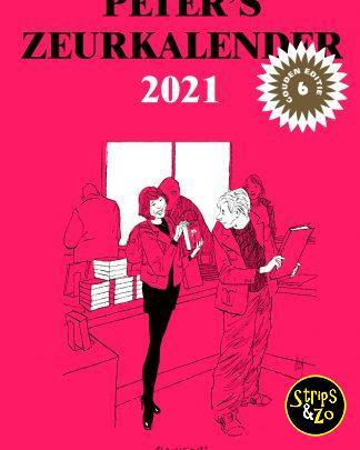 Peters zeurkalender 2021