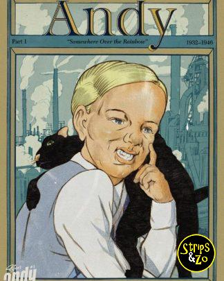 Typex – Andy comic 1 Somewhere over the rainbow
