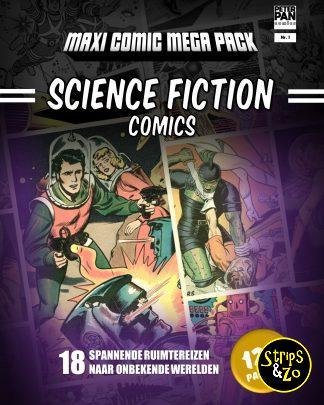 science fiction comics 1 1