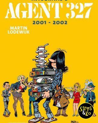 Agent 327 integraal 6 2001 2002