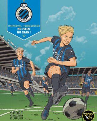 Club Brugge 1 No Pain No Gain