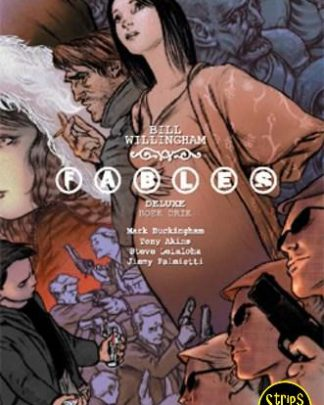 Fables deluxe 3 nl