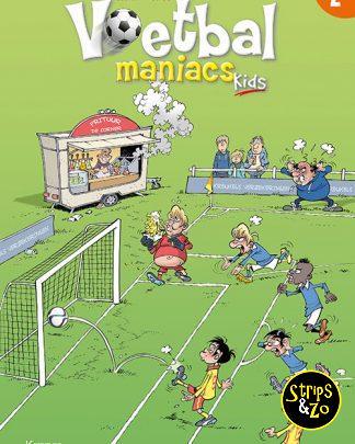 Voetbalmaniacs Kids 2