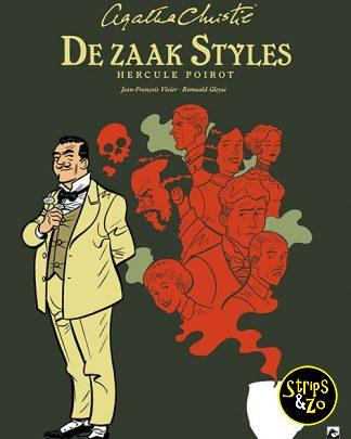 Agatha Christie Hercule Poirot De Zaak Styles