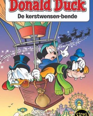 Donald Duck Pocket 3e reeks 307 De kerstwensen bende