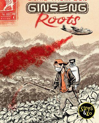 Ginseng Roots 7