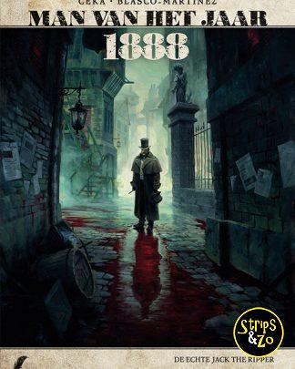 Man van het Jaar 13 1888 De Echte Jack The Ripper