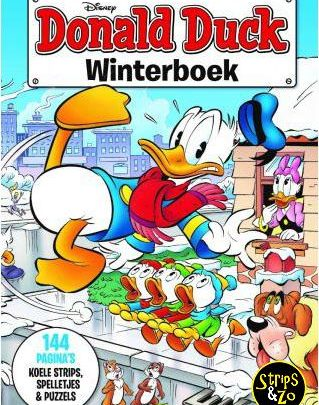 donald duck winterboek 2020 1