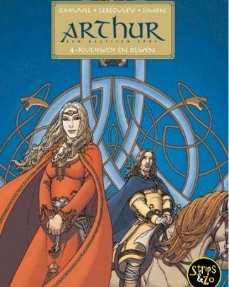 Arthur 4 Kuhlwch en Olwen