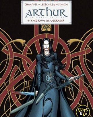 Arthur 9 Medrawt de Verrader