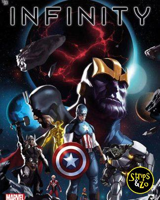Avengers Infinity 1