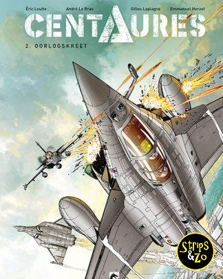 Centaures 2 Oorlogskreet