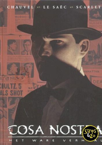 Cosa Nostra 13 Murder Inc. 1