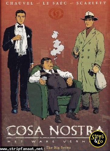 Cosa Nostra 6 The big seven