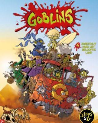 Goblins 4 Zoektocht naar het beloofde land