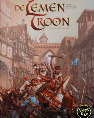 Lemen Troon 1 De ridder met de bijl