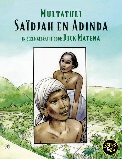 Saidjah en Adinda Dick Matena Multatuli