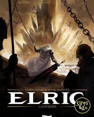 Elric 4 De droomstad