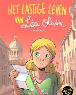Lastige leven van Lea Olivier Het 1 Verloren