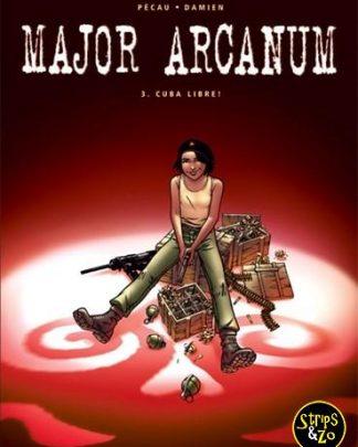 Major Arcanum 3 Cuba libre