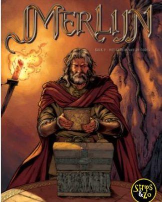 Merlijn 9 Het geheim van de codex
