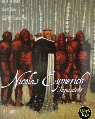 Nicolas Eymerich Inquisiteur 2 De godin 2