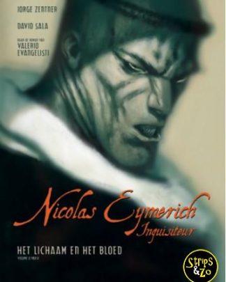 Nicolas Eymerich Inquisiteur 4 Lichaam en bloed 2