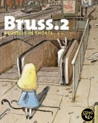Bruss 2 Brussels in shorts