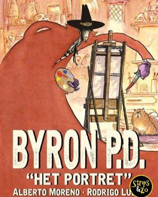 Byron P.D Het portret