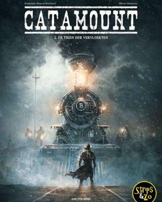 Catamount 2 De trein der vervloekten