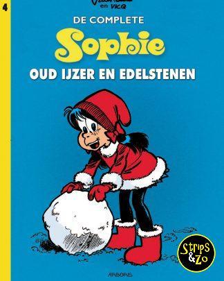 De complete Sophie 4 Oud ijzer en edelstenen