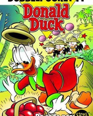 Donald Duck Dubbelpocket 77 De rode parels van Kapitein Kokos