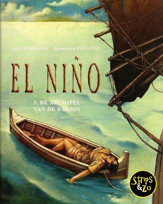 El Nino 3 De archipel van de Badjos