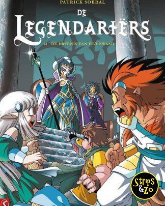 Legendariers De 14 Erfenis van het kwaad