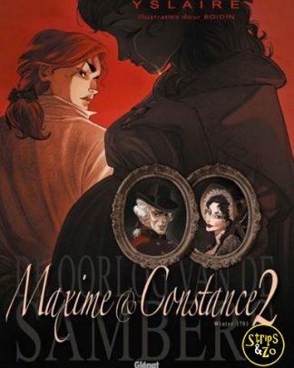Oorlog van de Sambers 8 Maxime Constance 2 Winter 1781 Een bruid ontwaakt