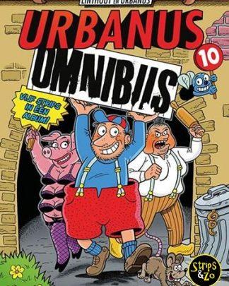 Urbanus Omnibus 10