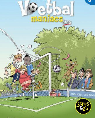 Voetbalmaniacs Kids 3