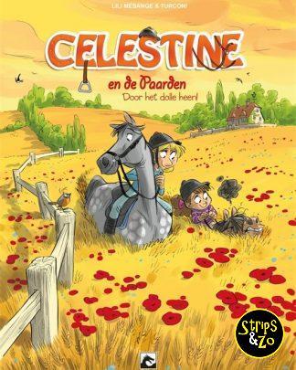 Celestine en de paarden 9 - Badend in geluk