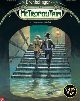 De drenkelingen van de Metropolitain 1 De ratten van Saint Elo