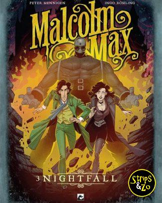 Malcolm Max 3 Nightfall